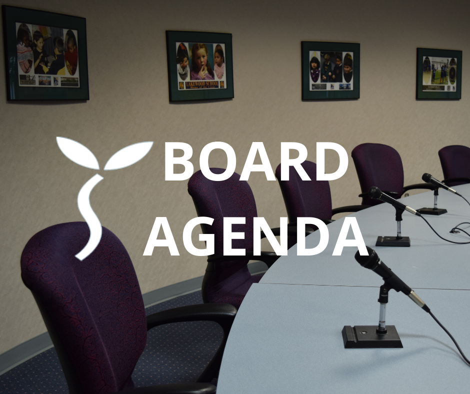 SPECIAL BOARD MEETING 01/09/20